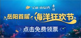 宝德·东堤湾海洋狂欢节报名免费领票