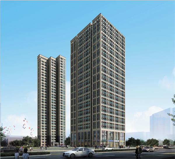 大厦 建筑 平面图 600_546